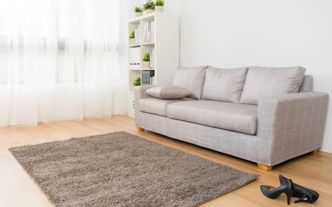 Kako oprati čupavi tepih