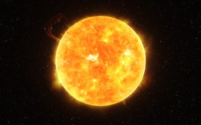 Kako je nastalo sunce
