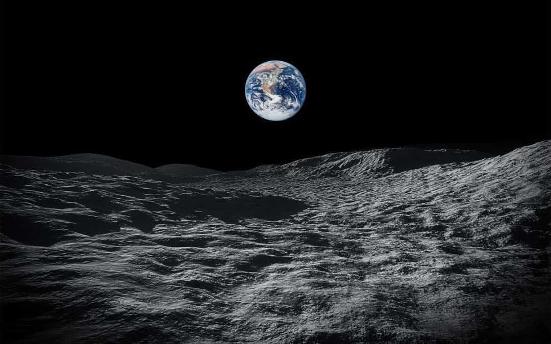 Koliko je mesec udaljen od zemlje