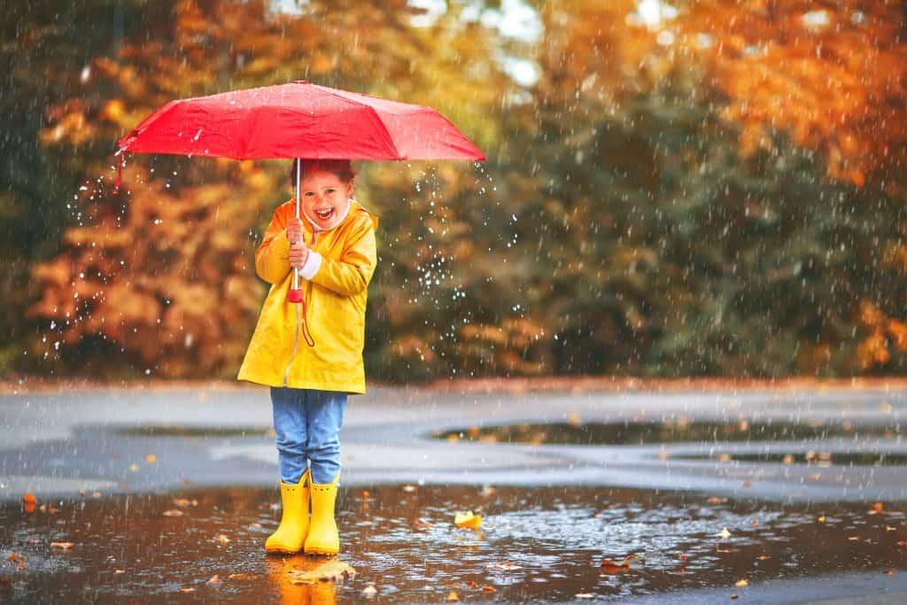 Zašto pada kiša