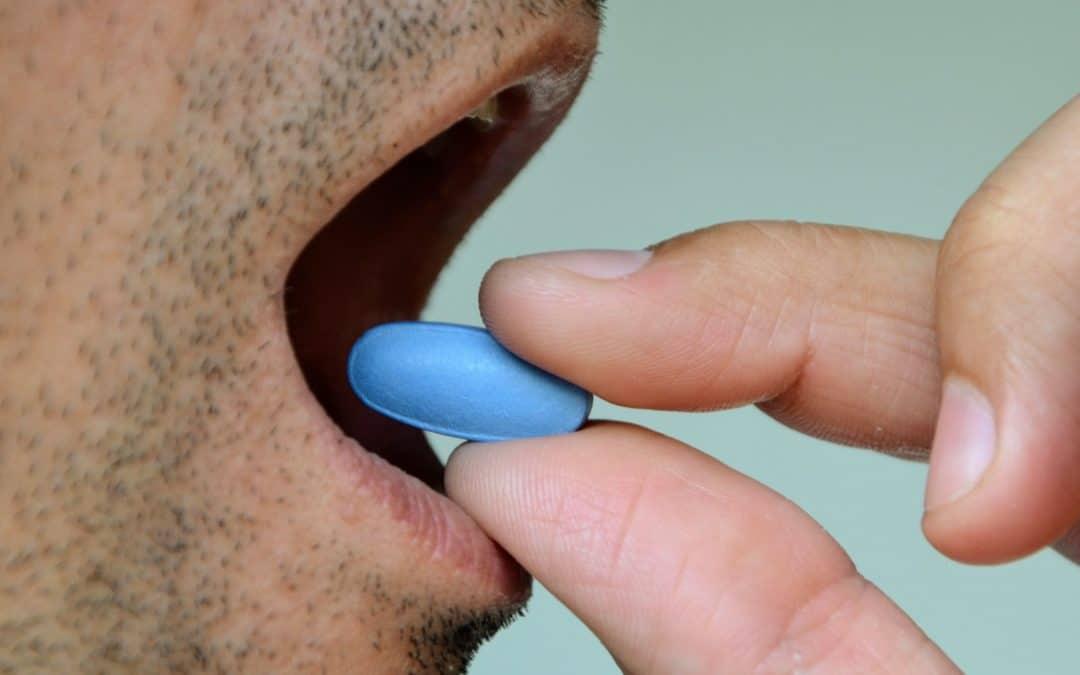 Plava tableta
